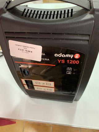 Cargador de baterías adamy 1200