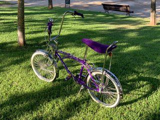 "Bicicleta low rider 20"""