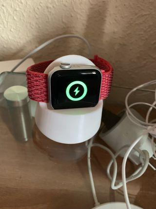 Soporte apple watch