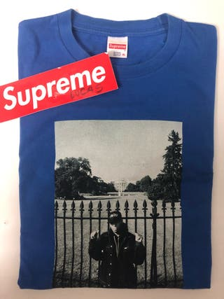 "Camiseta Supreme ""Public Enemy"""