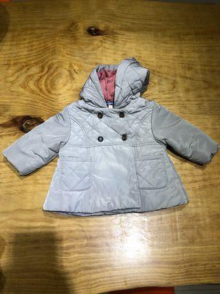 3-6 meses ropa Chaqueta abrigo bebé niña Tizzas