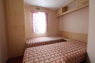 Casa movil 11x4 m 2 dormitorios 40 m2
