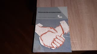 libro de negociación internacional