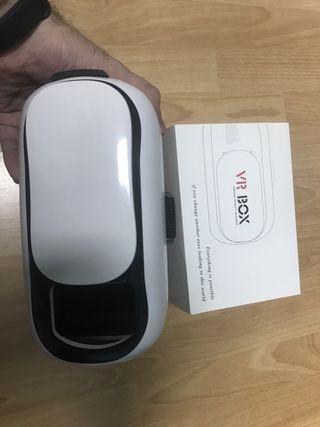 Gafas realidad virtual VR box para móviles