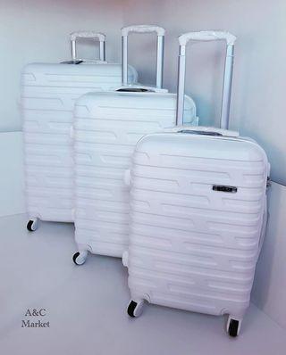 juego de maletas rígidas 95€