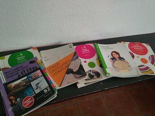 libros de texto 4°eso