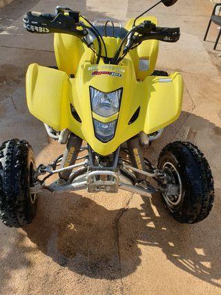 quad Suzuki 400 ltz