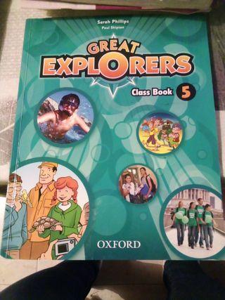 9780194820493 libro de inglés 5 primaria.