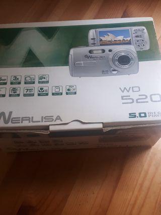 Cámara de fotos Werlisa