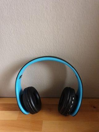Auriculares Bluetooth plegables ECandy