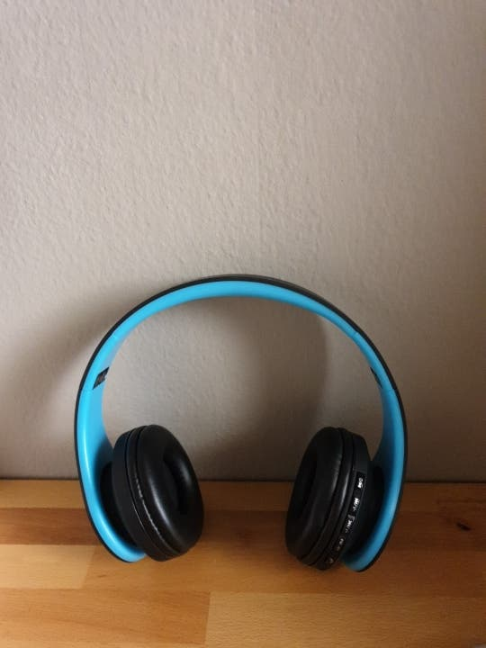 Auriculares Bluetooth plegables ECandy