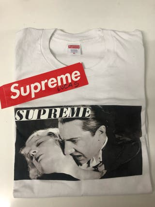 "Camiseta Supreme ""Bela Lugosi"""