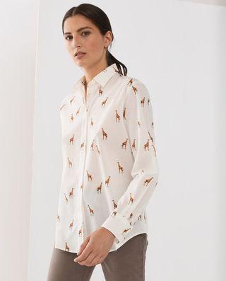 Camisa lloyds t 46.De sisa a sisa 55 cm.