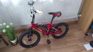 HotWheels Boys BMX Street/Dirt Bike