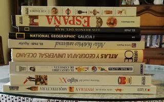 libros de consulta vintage