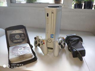 CONSOLA XBOX 360 60GB ( CAMBIO POR PS3 )