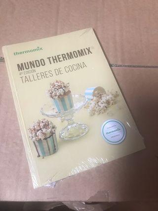 Libro talleres de cocina Thermomix