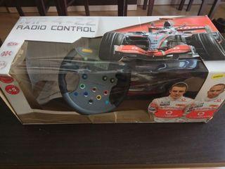 Coche Fórmula 1 McLaren Fernando Alonso