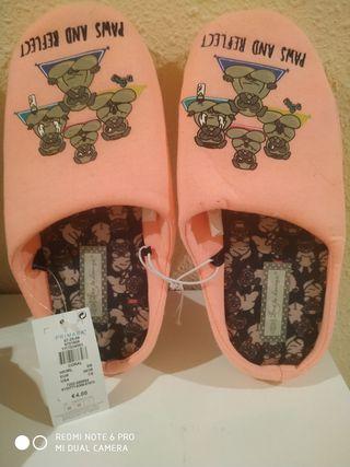 zapatillas de Carlino