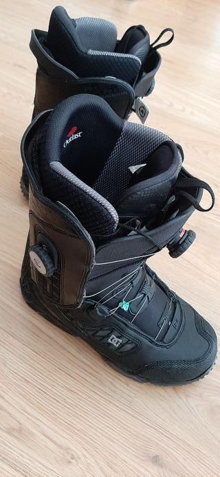botas snowboard dc doble boa