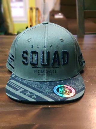 Gorra Black Squad