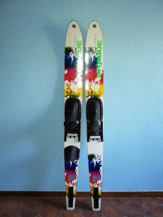 esquí náutico nuevo