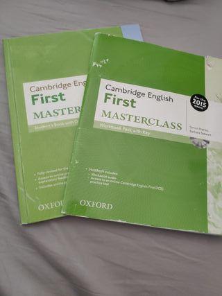 Libros inglés preparación First
