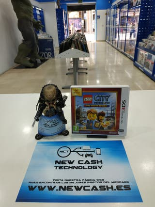 LEGO CITY UNDERCOVER: CHASE BEGINS 3DS