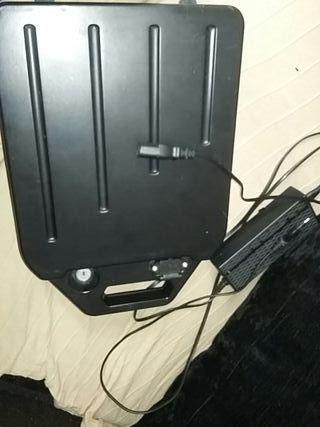 batería patin eléctrico y cargador