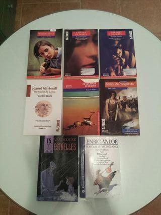Libros de lectura VALENCIANO