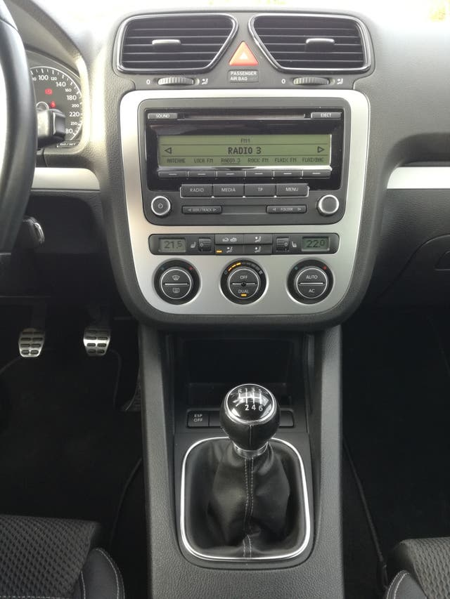 Volkswagen Scirocco 2009