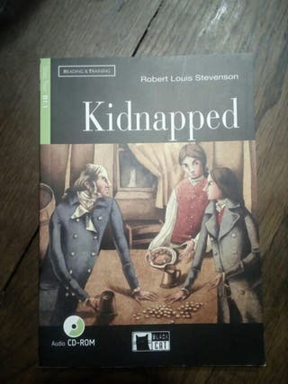 Kidnapped (cd inclós)