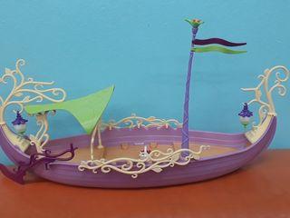 barca hadas playmobil