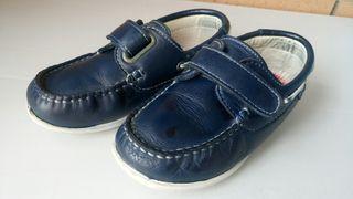 zapato náutico niño talla 28