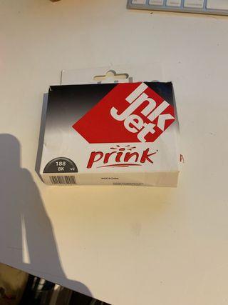 Cartucho de tinta negra Prink xp-245