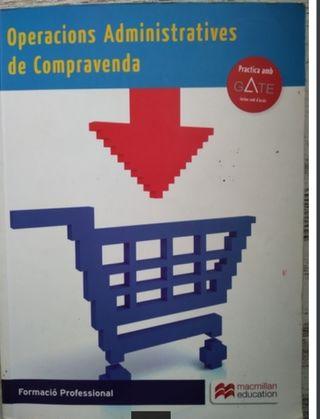Lote libros gestión administrativa