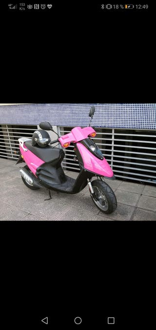 vendo derbi Hunter