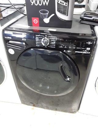 Lavadora carga frontal 10 Kg A+++ negra