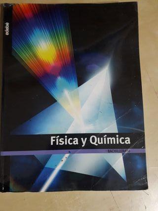 física y química bachillerato editorial edebe