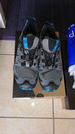 Zapatillas trail running Salomon XA Pro 3D