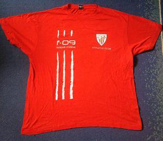 Camiseta Athletic Club - Final de Copa 2009