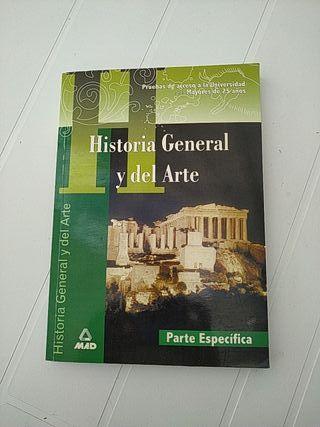 Historia general y del Arte Mayores 25