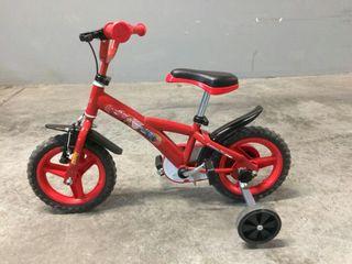 Bicicleta 12 Pulgadas Cars 3