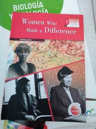 Women Who made a Difference
