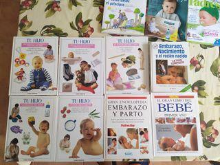 libros embarazo e hijos