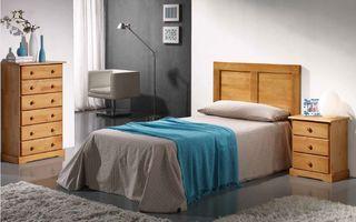 Dormitorio juvenil provenzal