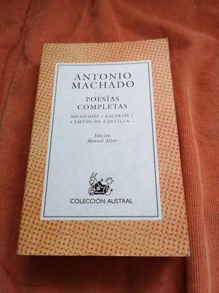 Poesias completas de Antonio Machado