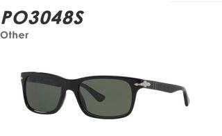 Gafas de sol de pasta negra marca Persol