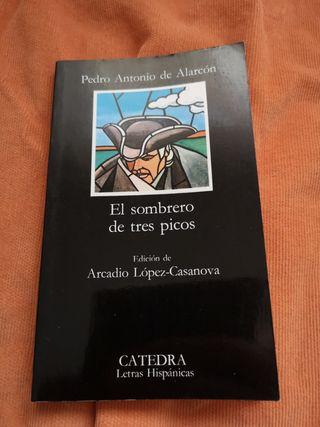 El sombrero de 3 picos de Pedro Antonio de Alarcón