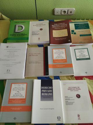 libros derecho universidad granada UGR